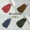 Hiroshima beads(広島ビーズ)入荷しました。