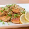 【おつまみ】旨味をギュッと!鮭ハラスのネギ塩ポン酢のレシピ・作り方