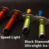 ペツル・レーザースピードライトとBD・ウルトラライトアイススクリューとの比較