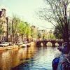 オランダ旅「運河でできた機能的な街 アムステルダム」