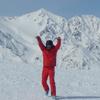 今年もスキーに行けるぞぅ。