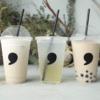 大人気のタピオカ入りミルクティー、「コンマティー(comma tea)」が新宿小田急にオープン♪♪