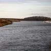 牧の内ダム貯水池(北海道根室)