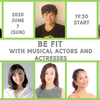 「BE FIT with Musical Actors and Actresses ~ミュージカル俳優とエクササイズ!」開催レポート