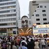 日本三大祭りのひとつ大阪の夏祭り「天神祭」で屋台を楽しみました【大阪・南森町】