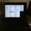 EEE PC 1015pxにLubuntuをインストールしてみた