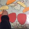 【2歳4歳育児】11月壁面製作【季節を感じる家庭学習】