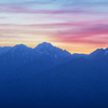 入笠山に登ってきました–––テントと山頂を行ったり来たり