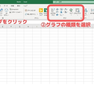【Excel】円グラフと棒グラフ……適切なグラフの選び方は?