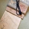 ☆お気に入り ☆         「生紬とすくい袋帯」