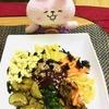 フィリピン人が大好き?なコーンビーフの韓国BBQ味でビビンパ(∩´∀`)∩