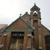 商店街からの昇天教会