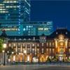 東京駅で夜景撮影!:Night  View of Tokyo Station