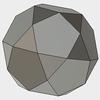 Fusion360で、半正多面体の20・12面体をモデリングする