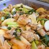 鶏肉とかぶのソテー バルサミコソース