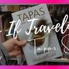 香港vlog|シーサイドウォーク/空を見上げて皆既日食/いつか行きたいサンセバスチャン/タパス料理&スペイン料理/香港の図書館でタパスレシピ本を借りて読書|海外生活日本人