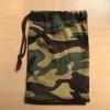 巾着袋を久しぶりに縫いました。