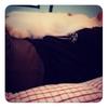 掛け布団と化した猫