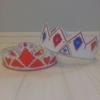 【0円工作】牛乳パックで作る簡単ペーパークラウン(王冠)。イベントの主役にかぶせるおすすめアイテム