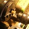 動輪を作る(2)輪芯の旋削