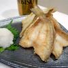 釣った魚で「キスの天ぷら」と「カマスの炙り」