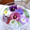 【ブランドパンジー】お花を活けて楽しむ(^^)