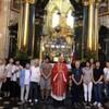 大山神父様と行く「ポーランド・ブタペスト・ウィーン・プラハ巡礼の旅」第5日