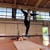 08/12(日) スラックライン体験会 in 矢島体育センター