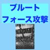 ブルートフォース攻撃(総当り攻撃)(brute force attack)