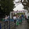 第2回 水戸黄門漫遊マラソンを台風接近の大雨のなか完走しました