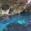 メキシコ旅行5日目ーグランセノーテで泳ぐ