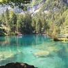 スイス観光 おすすめ ブラウ湖 まるでジブリのような世界 妖精でも住んでいそうな神秘的な雰囲気にため息!