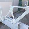 不器用&ものぐさの私が spray.bike で塗装してみた(マスキング、下地、ベース色編)