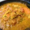 90秒で作れる【1食124円】いきなりインド風チキンカレーの作り方~鶏もも肉のトマト煮込みリメイク~