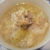 手羽元ほろほろ軟骨も食べちゃう白菜スープ