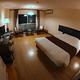 八丈島で泊まったホテル「リードパークリゾート八丈島」、展望露天風呂と電動アシスト自転車
