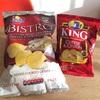 チーズ&オニオンがお好き/TAYTOとKINGのポテトチップス