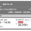 【備忘録】中部国際空港(セントレア)→宮古空港間のチケットを安く、しかも早く到着した時の方法