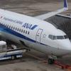 まるで東京遊覧飛行!!  ANA 羽田-小松 NH753 普通席 搭乗記