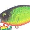 【レイドジャパン】1.5~2Mレンジのボトムを軽快かつ果敢に攻略するクランクベイト「レベルクランクミッド」に新色追加!