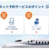 東京と大阪の移動手段(新幹線使うならEX予約)