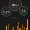 持久走30kmからのトレラン【21日前 第2回水戸黄門漫遊マラソン】