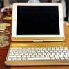 旅の新たなお供に、iPadキーボードケース