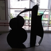 札幌(3) 彫刻放浪:北広島、長沼、札幌(5)