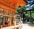 【御朱印】穂高神社 本宮へ行きました【車祓いや交通祈願も人気】