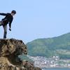 三重県熊野市にある世界遺産、鬼ヶ城の遊歩道が険しすぎる件