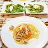 休日のおうちブランチと塩辛さが異なるアンチョビ/My Homemade Lunch/อาหารที่ทำเอง