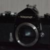 機材紹介:Nikon Nikomat FTn