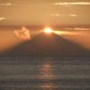 夕日の美しい絶景スポット 北条海岸へ