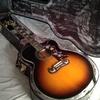久しぶりのギター。